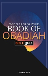 Book of Obadiah Bible Quiz